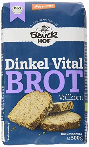 Bauckhof -   Dinkel-Vitalbrot