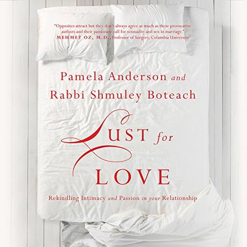Lust for Love audiobook cover art