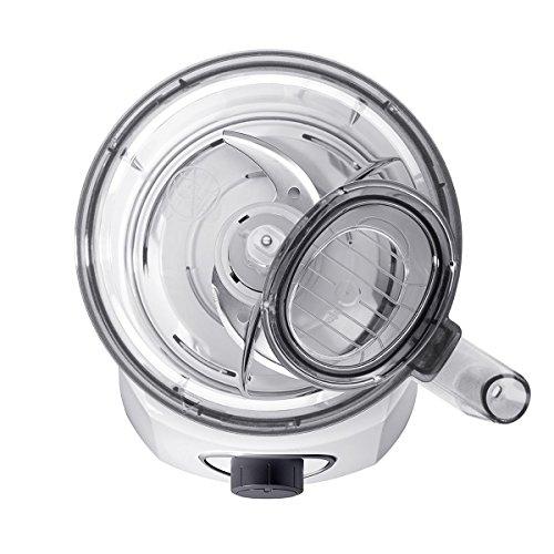 Bosch Elettrodomestici MCM3100W, Plastica/Acciaio Inossidabile, Bianco