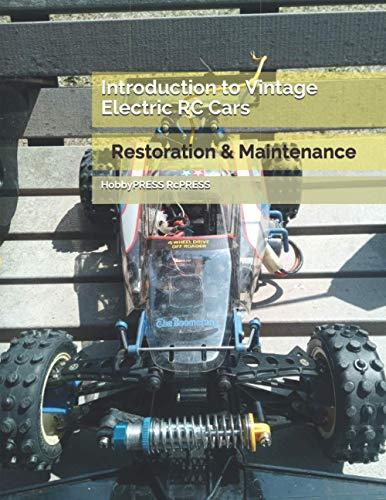 Introduction to Vintage RC Cars Restoration & Maintenance