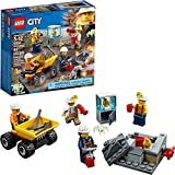 LEGO City Mining Team 60184 Building Kit (82 Piece) (Discontinued by Manufacturer)