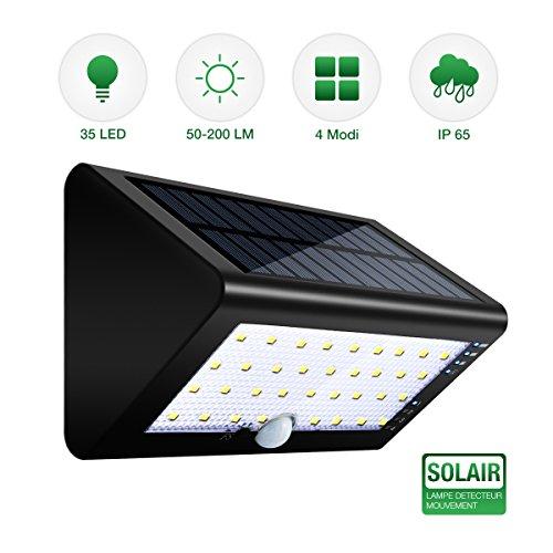 SGODDE - Lampade Solari con Sensore di Movimento