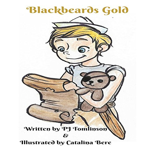 Blackbeards Gold cover art