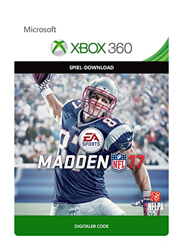 Madden NFL 17 [Xbox 360 - Download Code]