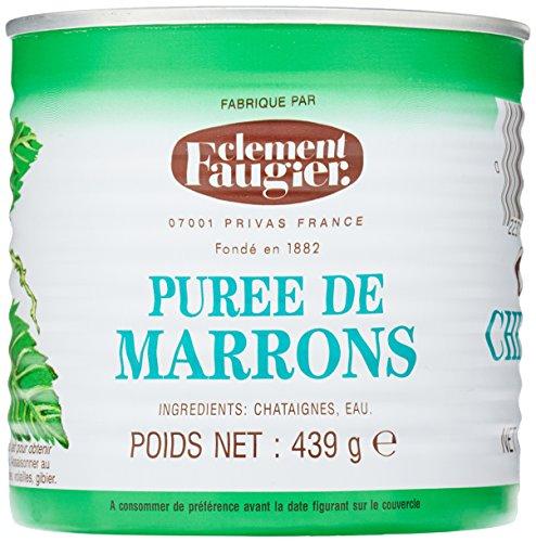 Clément Faugier - Purée de Marrons - 439g