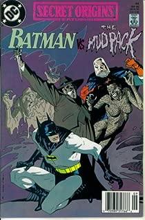 Secret Origins #44 : Featuring Batman vs. the Mud Pack (DC Comics)