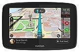 TomTom GPS Voiture GO 620 - 6 Pouces, Cartographie Monde, Trafic, Zones de Danger via Smartphone, Appel Mains-Libres