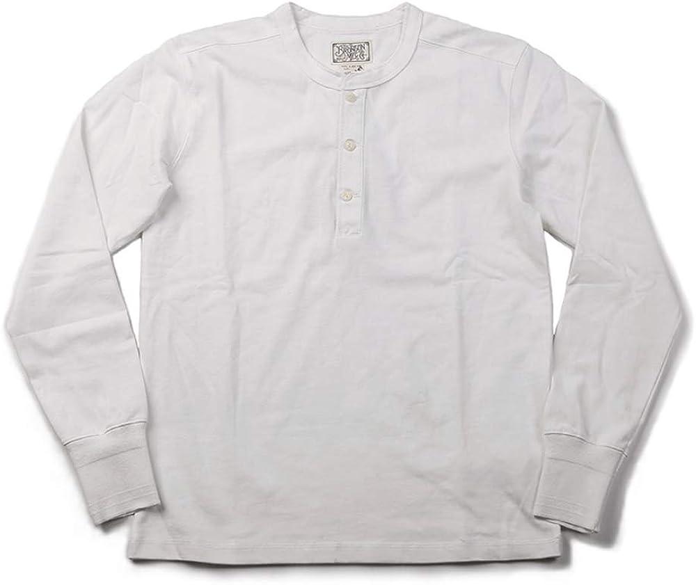 VTGDR Bronson Long Sleeve Henley Shirts