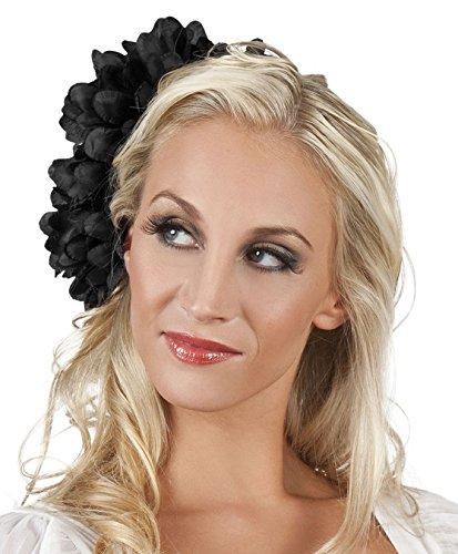 Boland 52443 cheveux accessoire Dahlia, One Size