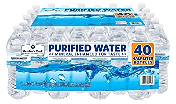 Best bottled water 40 pack Reviews