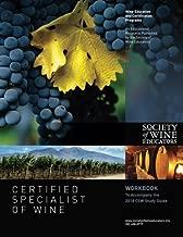 2018 Certified Specialist of Wine Workbook
