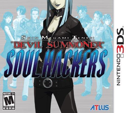 Shin Megami Tensei: Devil Summoner: Soul Hackers - Nintendo 3DS by Atlus