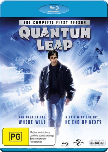 Quantum Leap - Season 1 [Blu-ray]