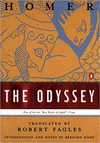 Price comparison product image The Odyssey Paperback Deckle Edge,  November 1,  1997