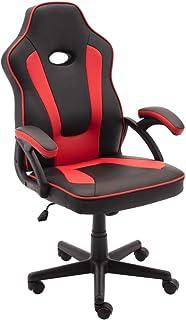 Play haha.Chaise de jeu chaise de bureau Fauteuil pivotant chaise d'ordinateur Ergonomie Chaise de conférenceChaise de tra...