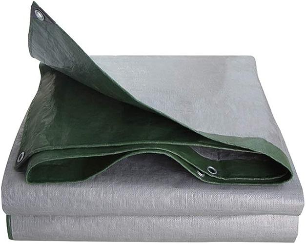 Caixia Filet d'ombrage, Bache PE Matériau étanche Résistant à l'humidité Résistant à l'usure Résistant à l'usure Construction anti-age Tentes de camping (Taille   8X10m)