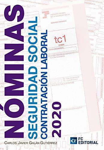 Nominas seguridad Social Contratacion Laboral 2020