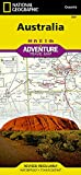 Australia (National Geographic Adventure Map (3501))