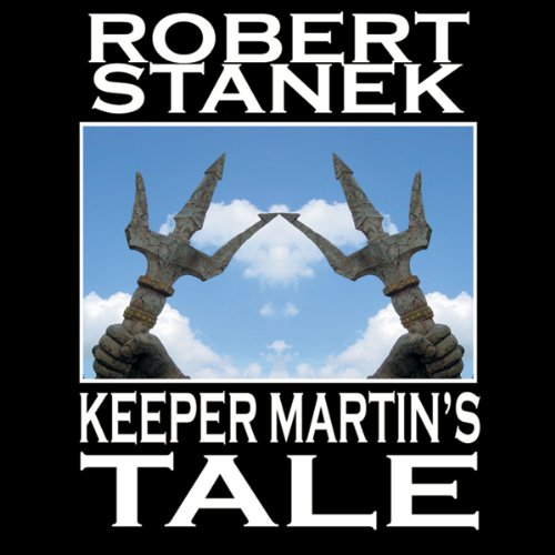 Keeper Martin's Tale audiobook cover art