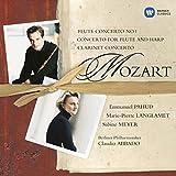 Flute Concerto No. 1 / Concerto for Flute and Harp / Clarinet Concerto - Emmanuel Pahud