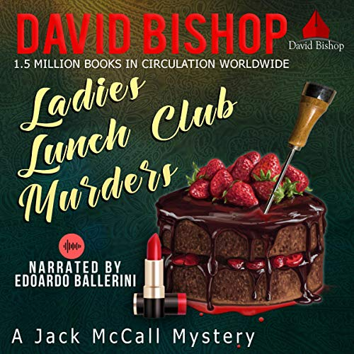 Ladies Lunch Club Murders  By  cover art