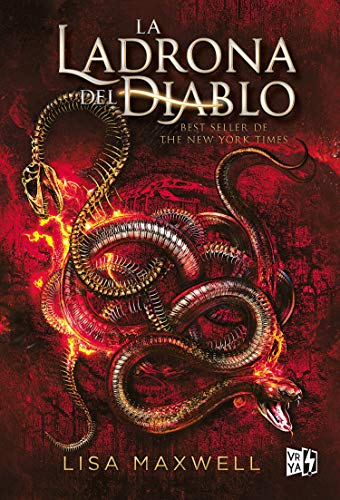 La ladrona del diablo (Saga El último mago nº 2) eBook: Maxwell ...