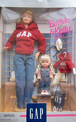 bambola kelly Barbie & Kelly GAP Giftset edizione speciale 2 bambole (1997)