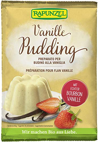 Rapunzel Bio Pudding-Pulver Vanille (2 x 40 gr)