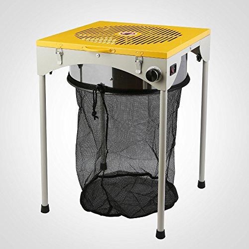 Mesa manicuradora eléctrica - Peladora Table Trimmer 46x46x64,5cm