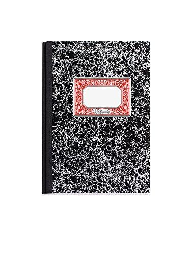 Miquelrius - Cuaderno Cartoné 4º, 100 hojas, Cuadrícula 5 mm, Tapa de cartón extraduro encolado