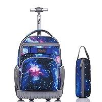 Tilami Rolling Backpack 18 Inch