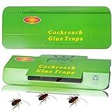 Fullsexy trap 20pezzi Trappola per Scarafaggi, Trappole Appiccicosa per Cibo e Tarme Armadio e Cucina