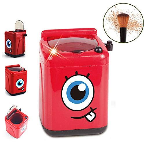 HUANSI Maquillage Pinceau Mini Machine À Laver Beauté Blender Éponge Dispositif De Nettoyage, Nettoyage Automatique Machine À Laver Outils pour Maquillage Éponge Blender Brosse