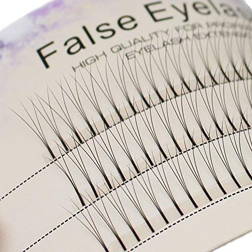 Bodermincer Scala Natural Long Cluster Fake Eyelash Extension