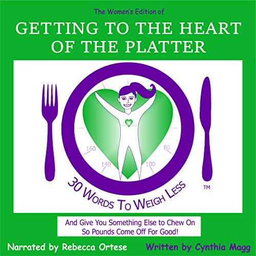 Getting to the Heart of the Platter audiobook cover art