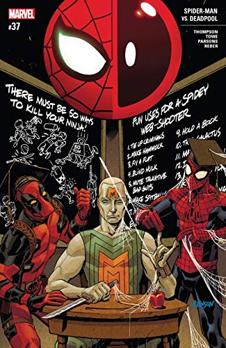 Spider-Man/Deadpool: Chapter 31 To End (English Edition)