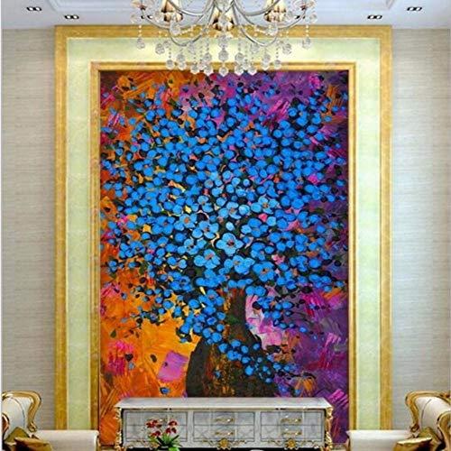 Wuyii groot kostuum, paars 400 x 280 cm