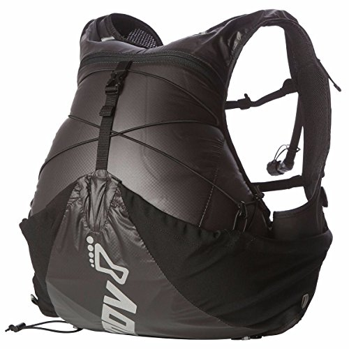 Inov-8 Unisex Race Ultra 10L Boa | Running Hydration Vest | Perfect Pack for Long Distance Trail Races and Ultra Marathons | Includes 2L Hydration Bladder, Soft Cup and Emergency Blanket | 2 Sizes