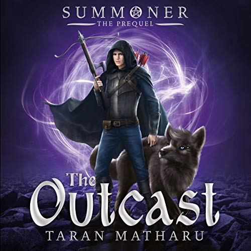 The Outcast: Summoner, Book 4