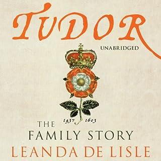 Tudor cover art