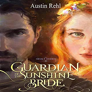 Guardian of the Sunshine Bride audiobook cover art