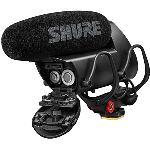 シュアー SHURE ビデオカメラ用マイク VP83F