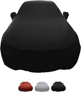 HWHCZ Copriauto Compatibile con la Copertura Auto Jaguar I-Pace Modelli Personalizzati e Il Logo Copertura dellautomobile Sporca Contro la Prova la Prova della Pioggia Isolamento Termico del Vento
