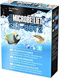 MICROBE-LIFT Sili-out 2 - Eliminador de Silicatos y Fosfatos A Base de Aluminio, para Acuarios de Agua Dulce y Salada
