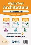 Alpha Test. Architettura. Kit di preparazione. Per l'ammissione ad Architettura e a tutti i corsi di laurea in Ingegneria edile-architettura, ... Nuova ediz. Con sotware di simulazione