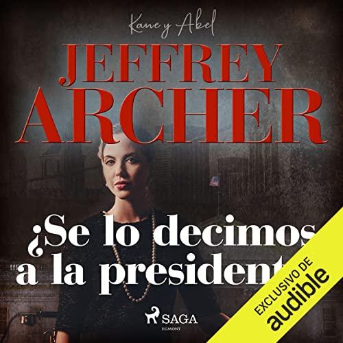 Diseño de la portada del título ¿Se lo decimos a la presidenta?