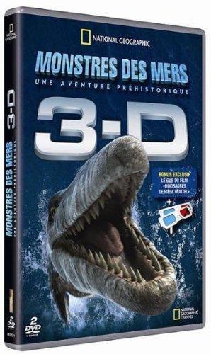 Sea monsters 3D : a préhistoric adventure