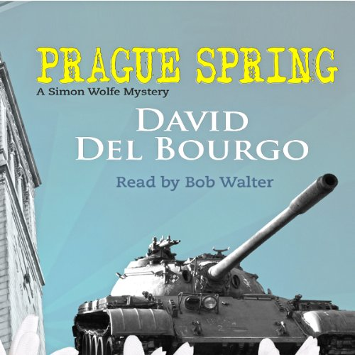Prague Spring audiobook cover art