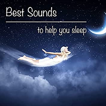 Best Sounds to Help You Sleep: Nature Music and Relaxing Stormy Moods with White Noise Effect