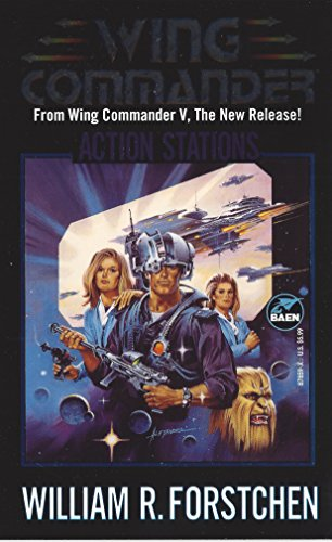 Action Stations (Wing Commander Book 5) (English Edition)
